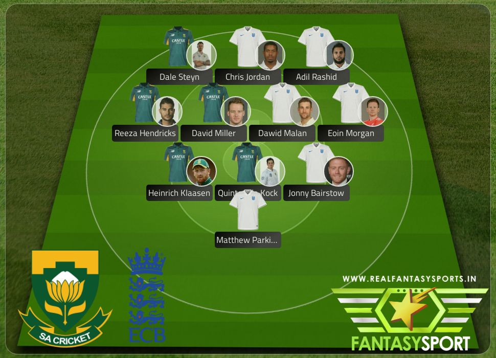 South Africa England Team Prediction 16th February 2020